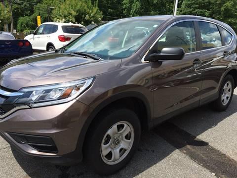 2015 Honda CR-V for sale at Highlands Luxury Cars, Inc. in Marietta GA
