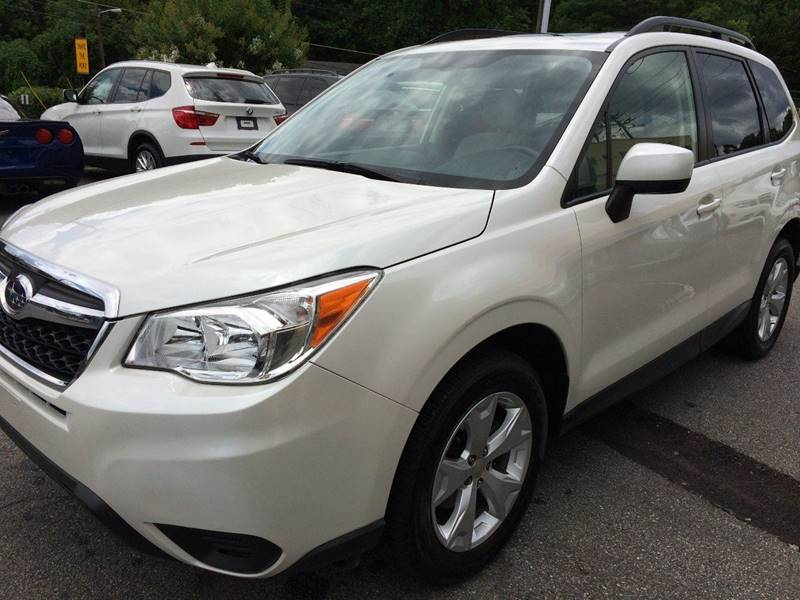 2015 Subaru Forester for sale at Highlands Luxury Cars, Inc. in Marietta GA