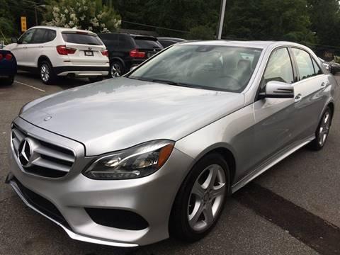 2014 Mercedes-Benz E-Class for sale at Highlands Luxury Cars, Inc. in Marietta GA