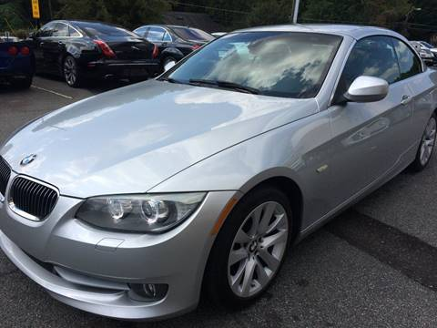 2012 BMW 3 Series for sale at Highlands Luxury Cars, Inc. in Marietta GA