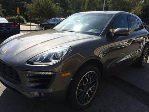 2015 Porsche Macan for sale at Highlands Luxury Cars, Inc. in Marietta GA