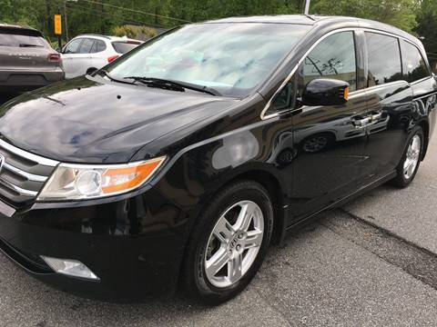 2012 Honda Odyssey for sale in Marietta, GA