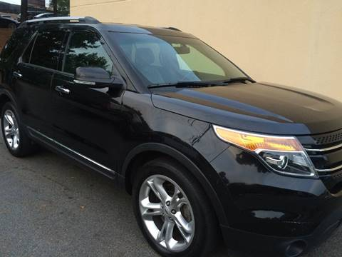 2013 Ford Explorer for sale at Highlands Luxury Cars, Inc. in Marietta GA