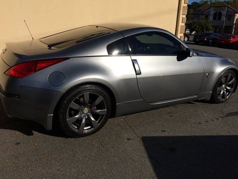 2003 Nissan 350Z for sale at Highlands Luxury Cars, Inc. in Marietta GA