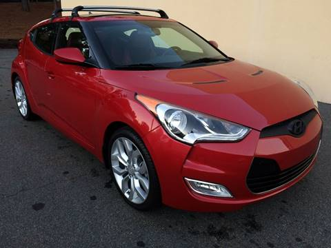 2013 Hyundai Veloster for sale at Highlands Luxury Cars, Inc. in Marietta GA