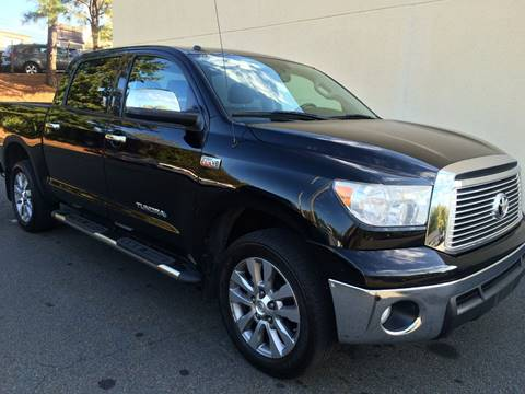 2011 Toyota Tundra for sale at Highlands Luxury Cars, Inc. in Marietta GA