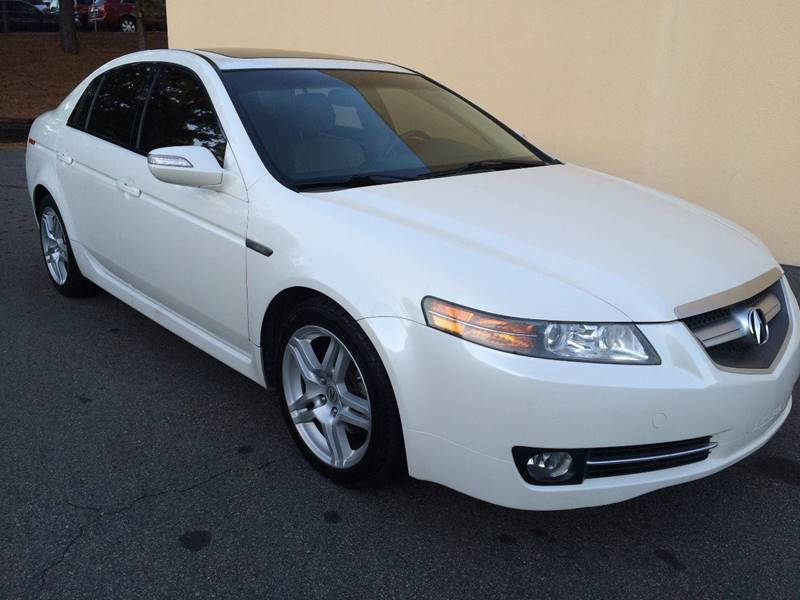 2008 Acura TL for sale at Highlands Luxury Cars, Inc. in Marietta GA