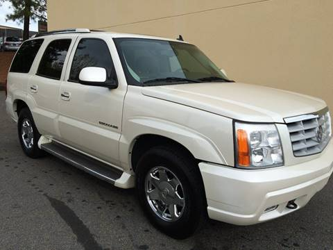 2006 Cadillac Escalade for sale at Highlands Luxury Cars, Inc. in Marietta GA