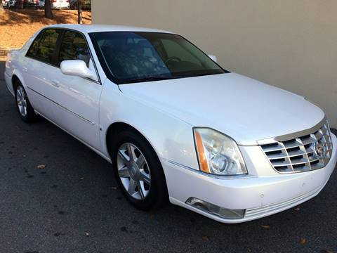 2007 Cadillac DTS for sale at Highlands Luxury Cars, Inc. in Marietta GA