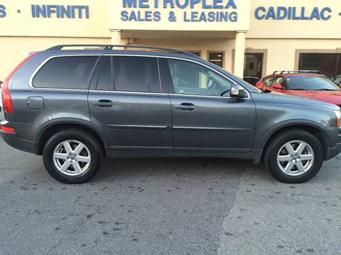 2007 Volvo XC90 for sale at Highlands Luxury Cars, Inc. in Marietta GA