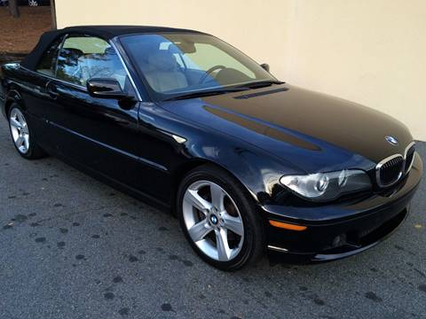 2006 BMW 3 Series for sale at Highlands Luxury Cars, Inc. in Marietta GA