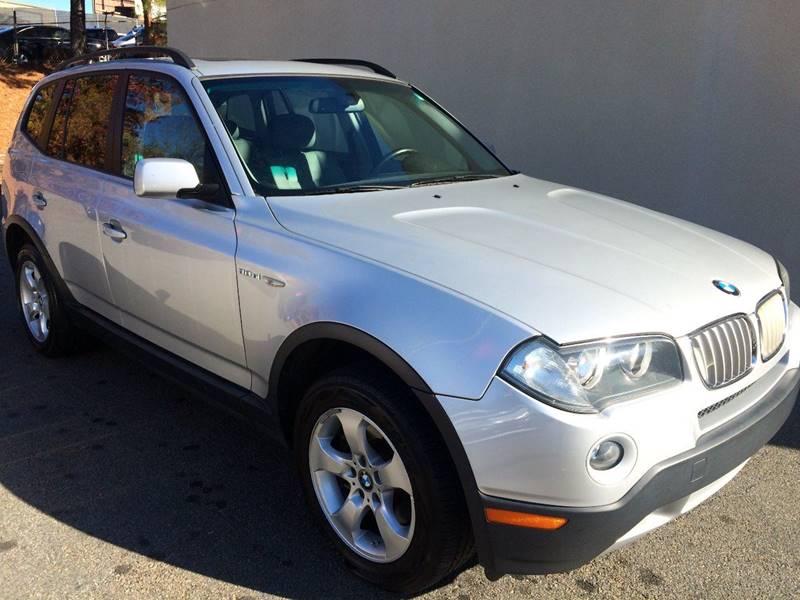 2007 BMW X3 for sale at Highlands Luxury Cars, Inc. in Marietta GA