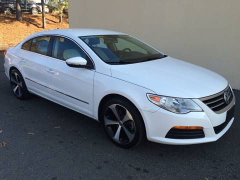 2012 Volkswagen CC for sale at Highlands Luxury Cars, Inc. in Marietta GA