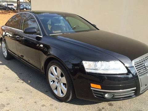 2006 Audi A6 for sale at Highlands Luxury Cars, Inc. in Marietta GA