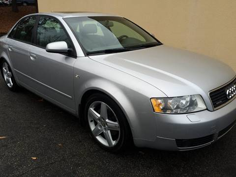 2005 Audi A4 for sale at Highlands Luxury Cars, Inc. in Marietta GA