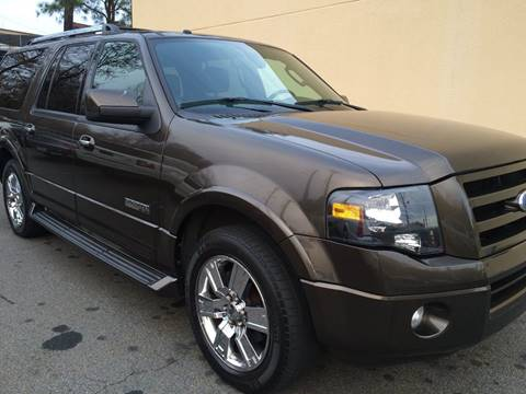 2008 Ford Expedition EL for sale at Highlands Luxury Cars, Inc. in Marietta GA