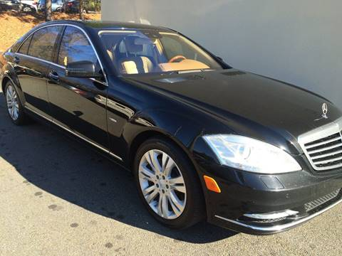2010 Mercedes-Benz S-Class for sale at Highlands Luxury Cars, Inc. in Marietta GA