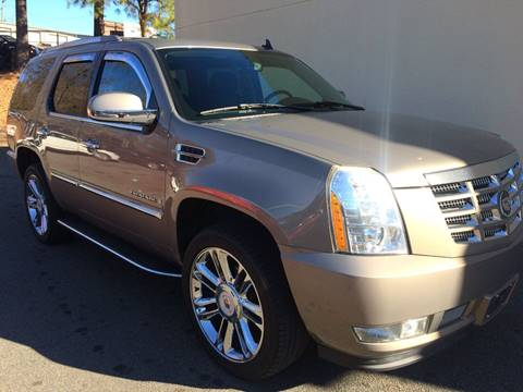 2007 Cadillac Escalade for sale at Highlands Luxury Cars, Inc. in Marietta GA