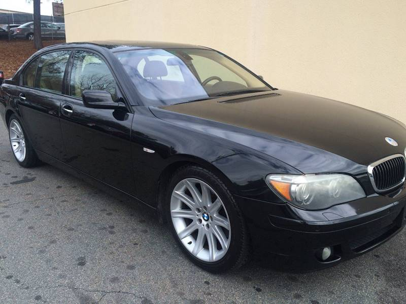 2006 BMW 7 Series for sale at Highlands Luxury Cars, Inc. in Marietta GA