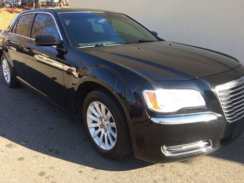 2014 Chrysler 300 for sale at Highlands Luxury Cars, Inc. in Marietta GA