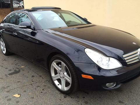 2006 Mercedes-Benz CLS for sale at Highlands Luxury Cars, Inc. in Marietta GA