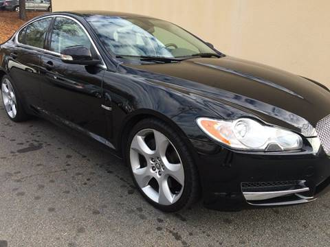 2009 Jaguar XF for sale at Highlands Luxury Cars, Inc. in Marietta GA