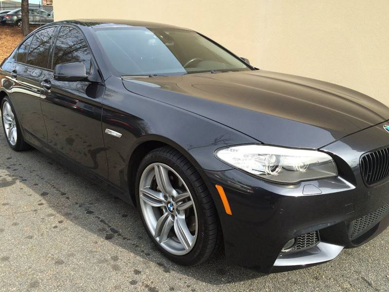 2011 BMW 5 Series for sale at Highlands Luxury Cars, Inc. in Marietta GA