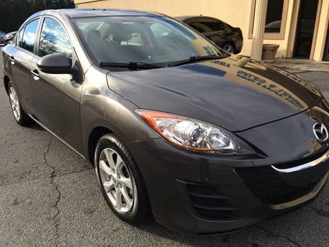 2010 Mazda MAZDA3 for sale at Highlands Luxury Cars, Inc. in Marietta GA