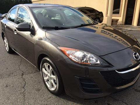 2010 Mazda MAZDA3 for sale at Highlands Luxury Cars, Inc. in Marietta GA