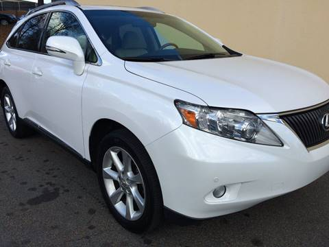 2011 Lexus RX 350 for sale at Highlands Luxury Cars, Inc. in Marietta GA