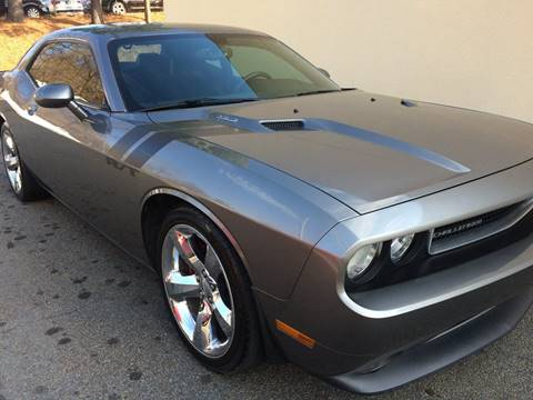 2012 Dodge Challenger for sale at Highlands Luxury Cars, Inc. in Marietta GA