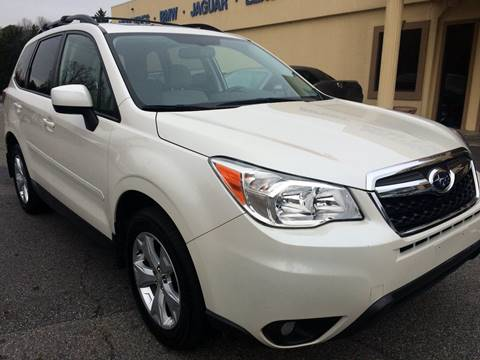 2015 Subaru Forester for sale at Highlands Luxury Cars, Inc. in Marietta GA