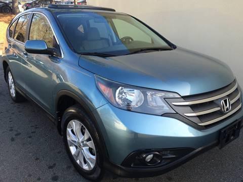 2013 Honda CR-V for sale at Highlands Luxury Cars, Inc. in Marietta GA