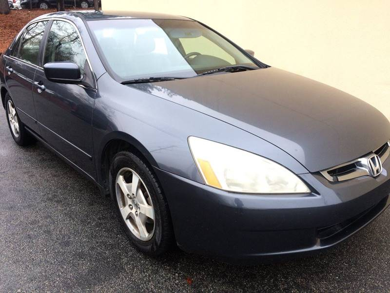 2005 Honda Accord for sale at Highlands Luxury Cars, Inc. in Marietta GA