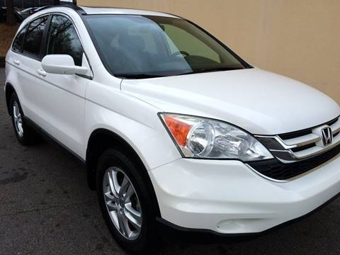 2010 Honda CR-V for sale at Highlands Luxury Cars, Inc. in Marietta GA