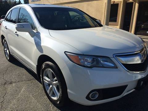 2013 Acura RDX for sale at Highlands Luxury Cars, Inc. in Marietta GA