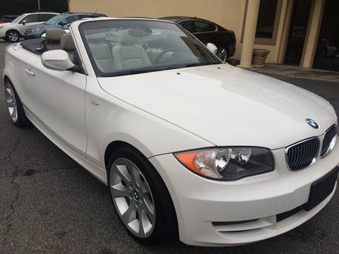 2011 BMW 1 Series for sale at Highlands Luxury Cars, Inc. in Marietta GA