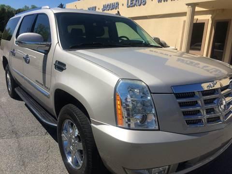 2008 Cadillac Escalade ESV for sale at Highlands Luxury Cars, Inc. in Marietta GA