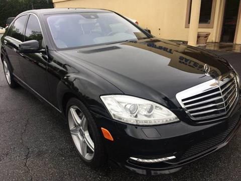 2011 Mercedes-Benz S-Class for sale at Highlands Luxury Cars, Inc. in Marietta GA