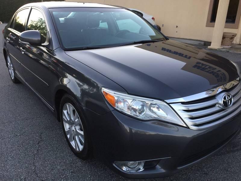 2011 Toyota Avalon for sale at Highlands Luxury Cars, Inc. in Marietta GA