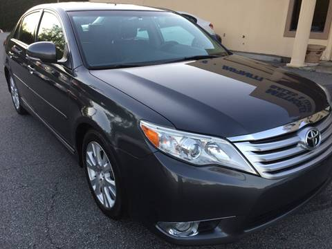 2011 Toyota Avalon for sale at Highlands Luxury Cars, Inc. in Marietta GA