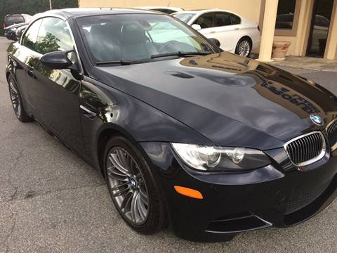 2009 BMW M3 for sale at Highlands Luxury Cars, Inc. in Marietta GA