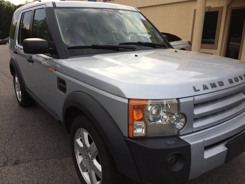 2006 Land Rover LR3 for sale at Highlands Luxury Cars, Inc. in Marietta GA
