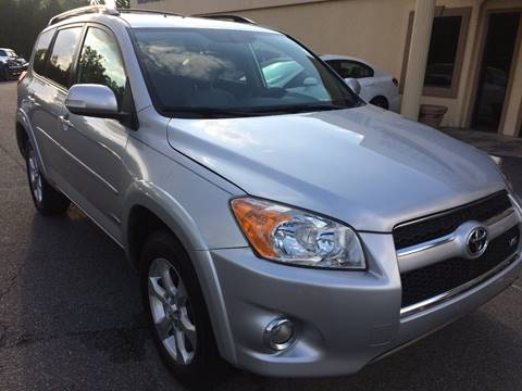 2010 Toyota RAV4 for sale at Highlands Luxury Cars, Inc. in Marietta GA