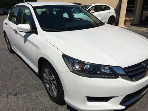 2014 Honda Accord for sale at Highlands Luxury Cars, Inc. in Marietta GA