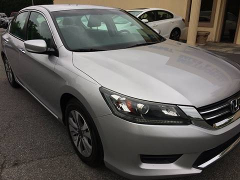 2013 Honda Accord for sale at Highlands Luxury Cars, Inc. in Marietta GA