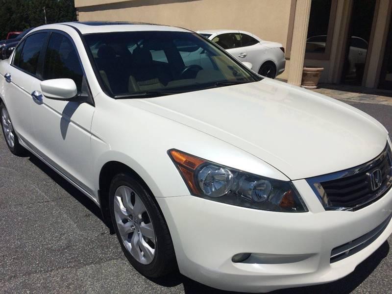 2008 Honda Accord for sale at Highlands Luxury Cars, Inc. in Marietta GA