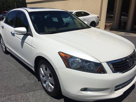 2008 Honda Accord for sale at Highlands Luxury Cars, Inc. in Marietta GA