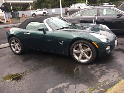 2007 Pontiac Solstice for sale in Seattle, WA