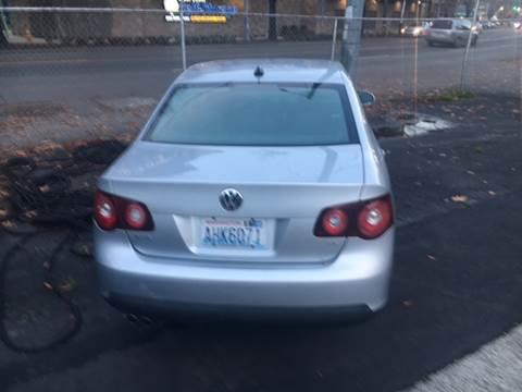 2008 Volkswagen Jetta for sale in Seattle, WA